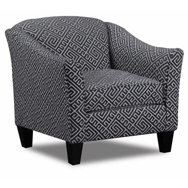 The Carlyle Accent Chair- Kirkland Graphite