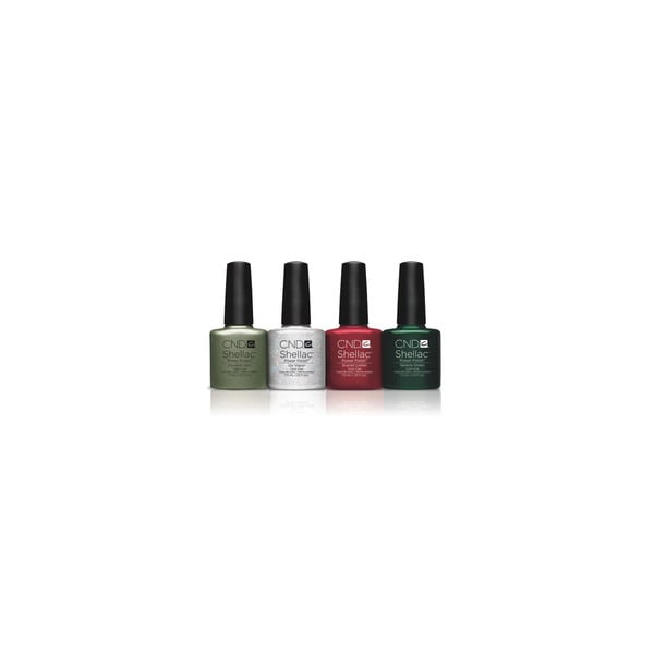 CND Shellac and Additives Charmed Limited Collection