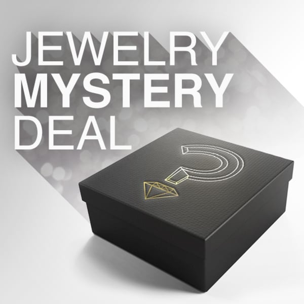 Mystery Box of Jewelry