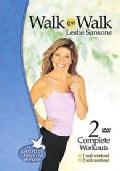 Walk The Walk: 1 & 2 Mile Workout (DVD)