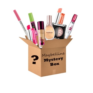 Maybelline 10-piece Cosmetics Mystery Box