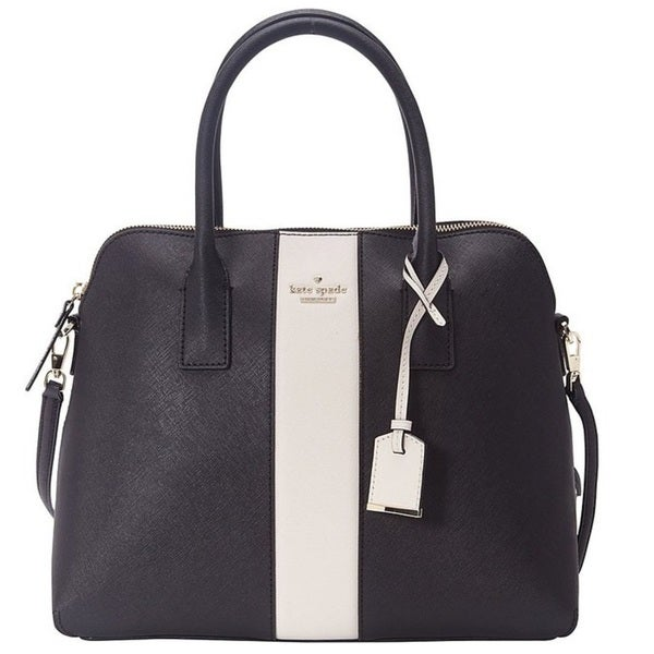 kate spade new york Cameron Street Racing Stripe Margot Satchel Bag