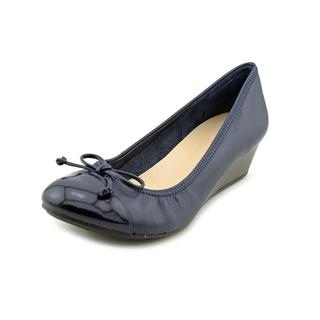 Cole Haan Women's 'Air Tali Lace Wedge' Synthetic Dress Shoes