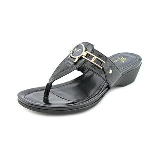 Marc Fisher Women's 'Amina 3' Patent Sandals