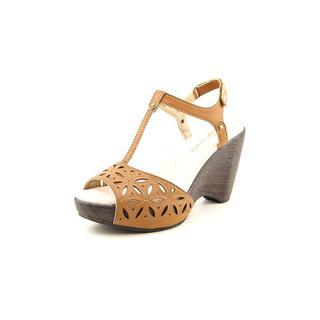 Jambu Women's 'Norway' Faux Leather Sandals