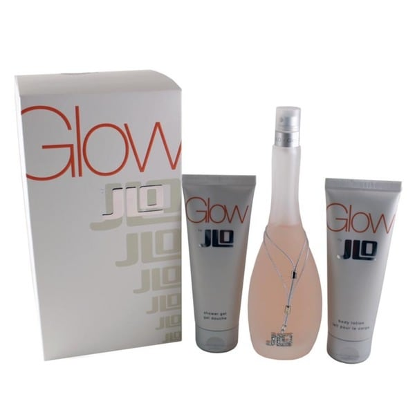 Jennifer Lopez Glow Women's 3-piece Gift Set
