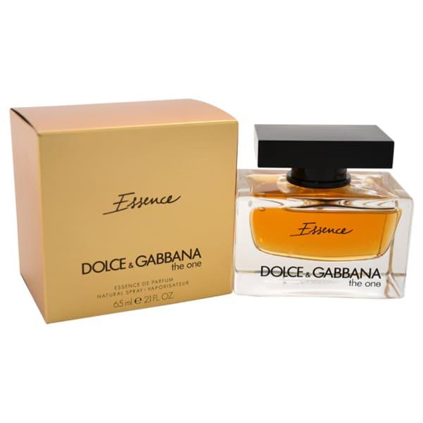 Dolce & Gabbana The One Essence Women's 2.1-ounce Essence de Parfum Natural Spray Vaporisateaur