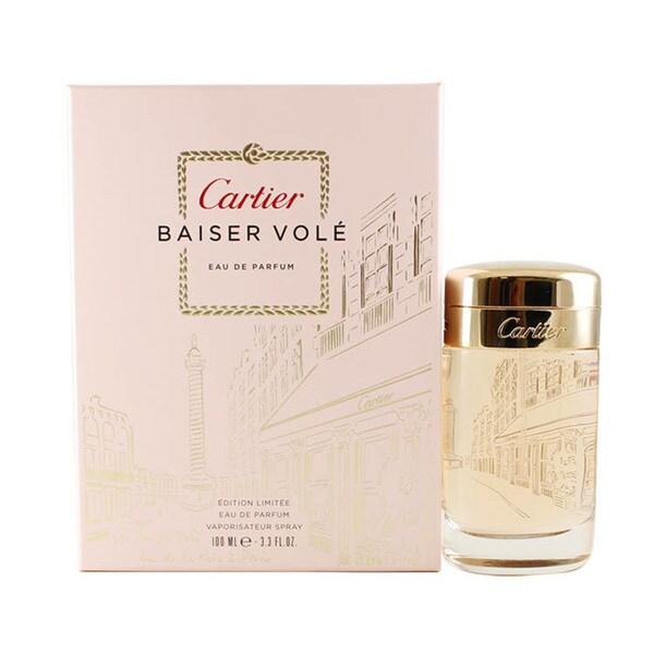 Cartier Baiser Vole Limited Edition Women's 3.3-ounce Eau de Parfum Spray
