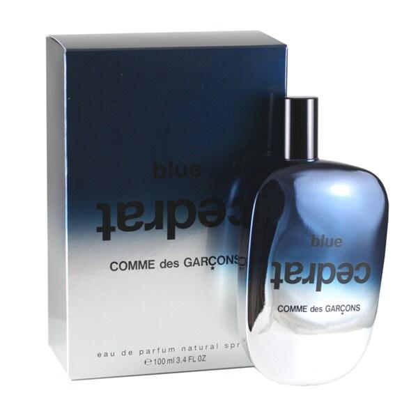 Comme Des Garcons Blue Cedrat Men's 3.4-ounce Eau de Parfum Spray