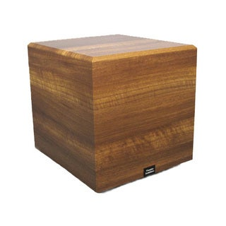 Theater Solutions Mahogany SUB12DM 500 Watt 12-Inch Surround Sound Home Theater Powered Down Firing Subwoofer