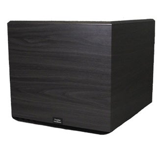 Theater Solutions Black SUB15D Down Firing Powered Subwoofer