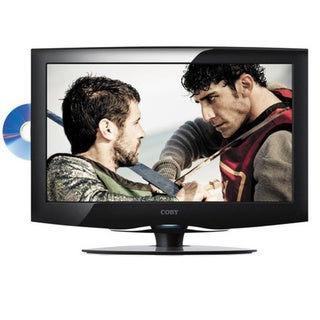 Coby LEDVD1996 19-inch LED TV with DVD Player (Refurbished)