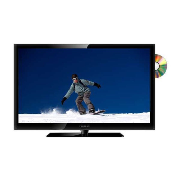 ProScan PLDV321300 32-inch 1080i LED HDTV with Built-in DVD Player (Refurbished)