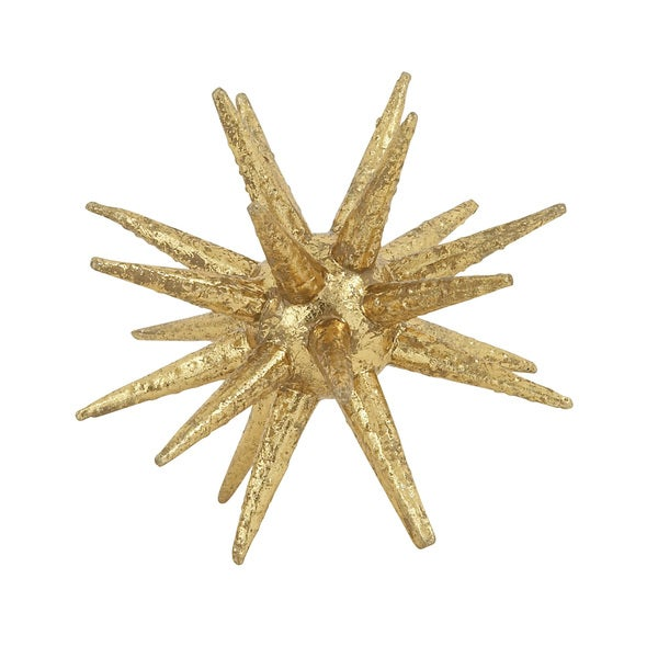 Luminous and Extraordinary Gold Table Decor