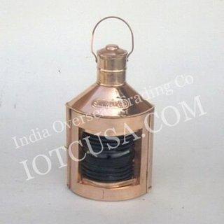 Ships Port Lamp