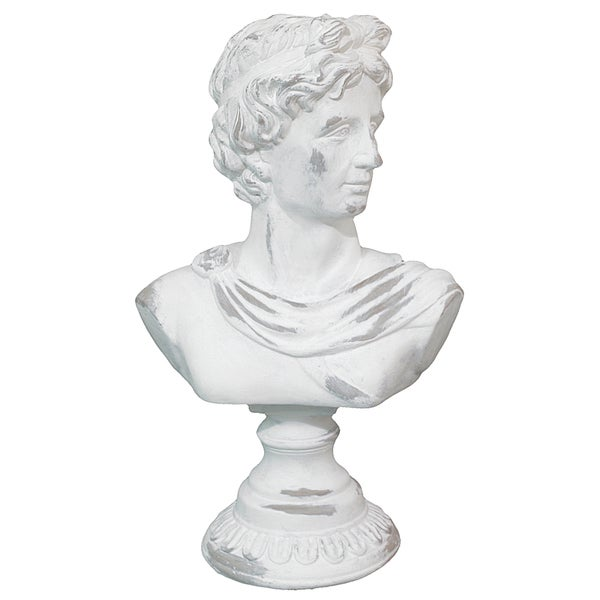 Resin Bust Statue - 10 Inches Long 7 Inches Wide 16839680