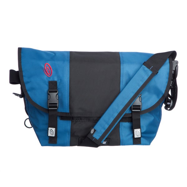 Timbuk2 Medium Blue/ Black/ Blue Colorblock Classic Messenger Bag