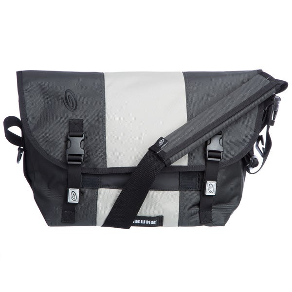 Timbuk2 Medium Carbon Grey/Cement Colorblock Classic Messenger Bag