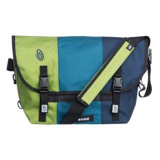 Timbuk2 Medium Sorbet Green/Aloha Blue/Dusk Blue Colorblock Classic Messenger Bag