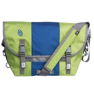 Timbuk2 Medium Sorbet Green/Blue Colorblock Classic Messenger Bag