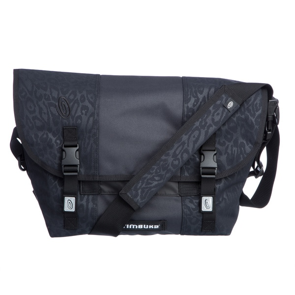 Timbuk2 Medium Leopard/Black Colorblock Classic Messenger Bag