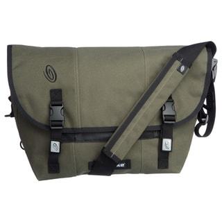 Timbuk2 Medium GI Green Weathered Canvas Classic Messenger Bag