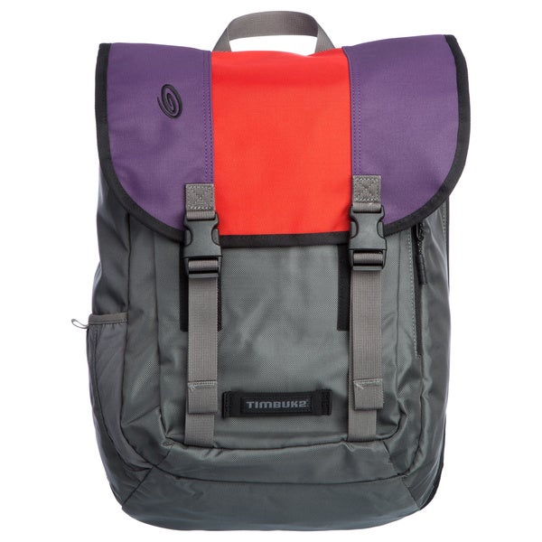 Timbuk2 Blackberry/ Crimson/ Blackberry Swig Backpack