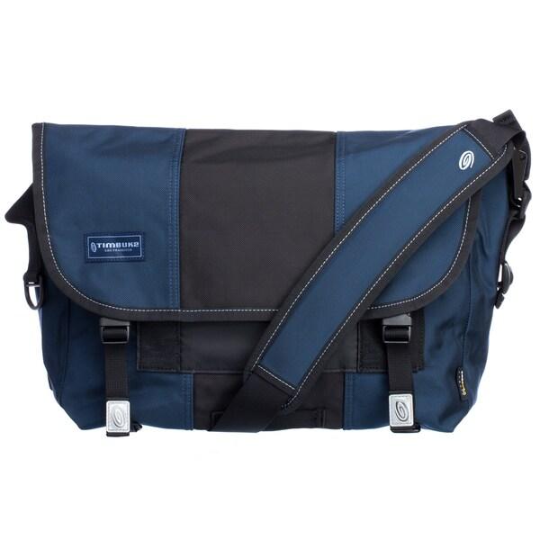 Timbuk2 Small Dusk Blue/Black Classic Messenger Bag