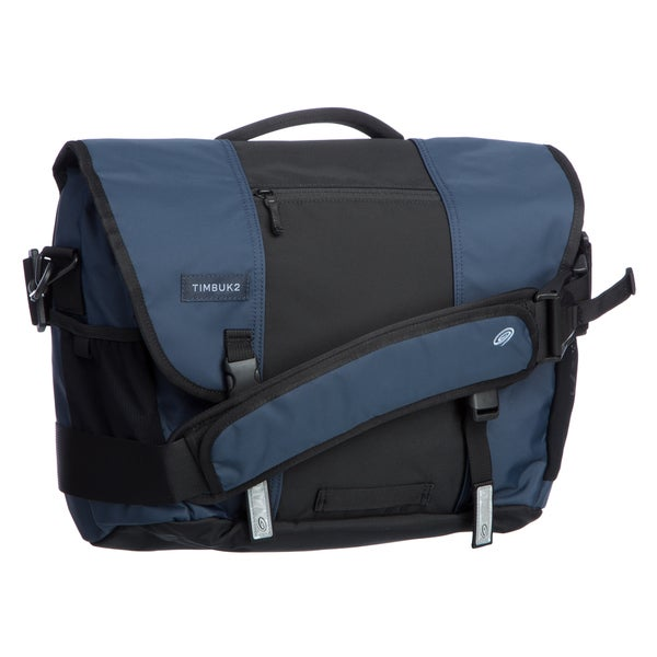 Timbuk2 Small Dusk Blue/Black Commute Messenger Bag