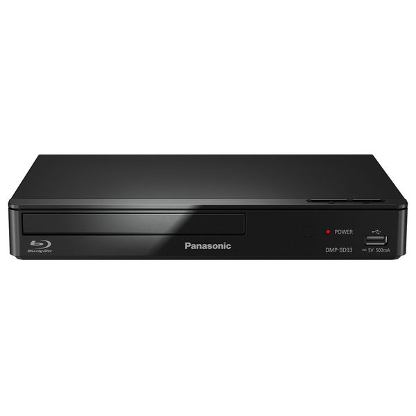 Panasonic DMPBD93 Smart Blu-ray Player with HDMI Cable and Super 8 Movie
