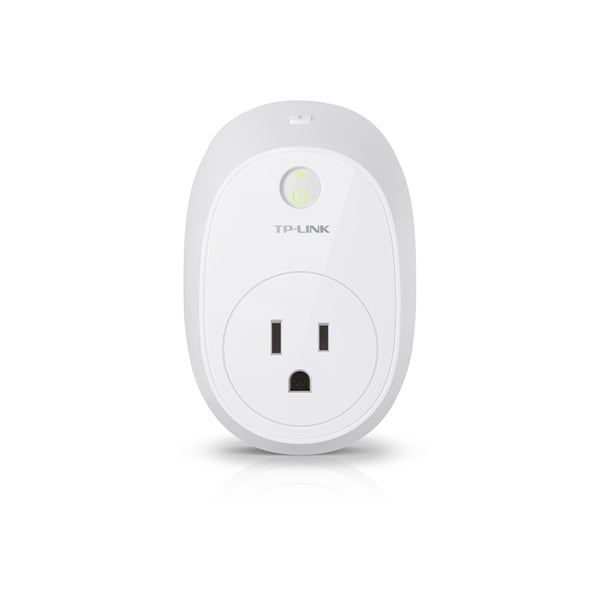 TP-LINK Wi-Fi Smart Plug with Energy Monitoring HS110