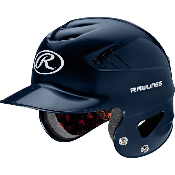 Rawlings Adult Coolflo Helmet Navy