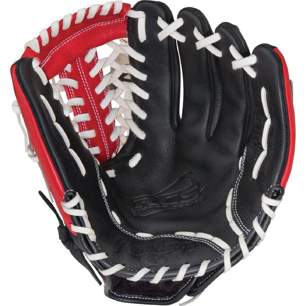 Rawlings RCS Glove 11.75-inch Red