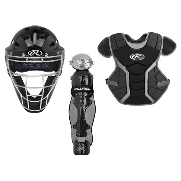 Rawlings Renegade Coolflo Youth 9-12 Catcher's Set