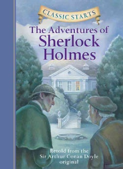 The Adventures of Sherlock Holmes (Hardcover)