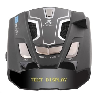 Cobra SPX 5500 Radar Detector (Refurbished)
