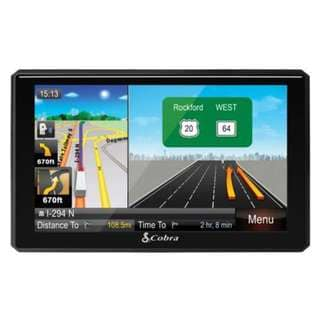 Cobra 8500 Pro HD 7-inch GPS Navigator (Refurbished)