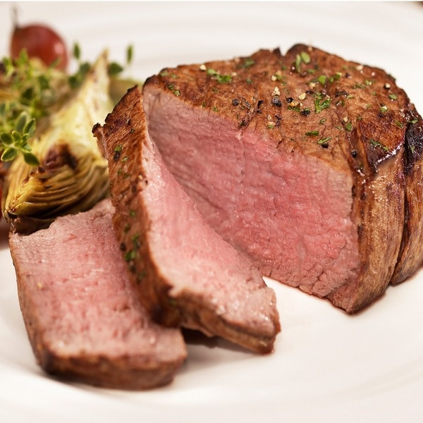 Chicago Steak Company Premium Angus Beef Filet Mignons