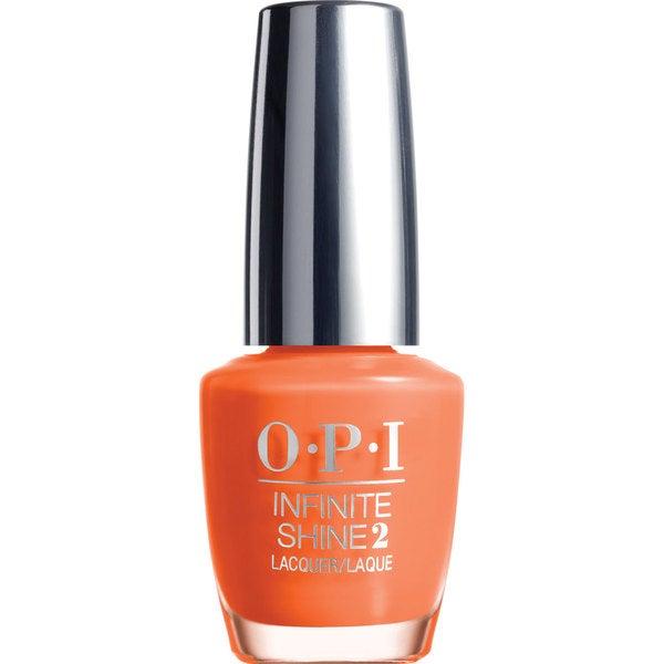 OPI Infinite Shine Nail Polish Endurance Race to the Finish