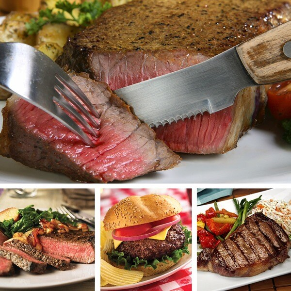 Chicago Steak Company Steak Sampler