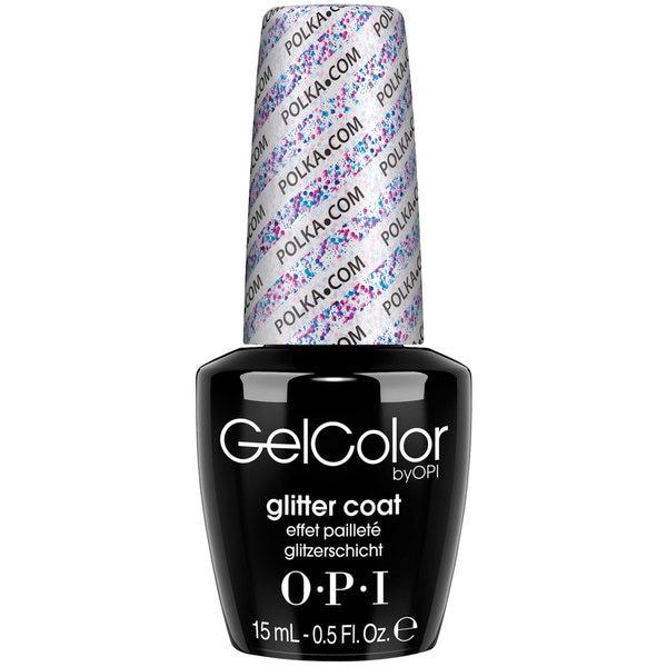 OPI GelColor Nail Polish Soak-off Gel Laquer Polka.com