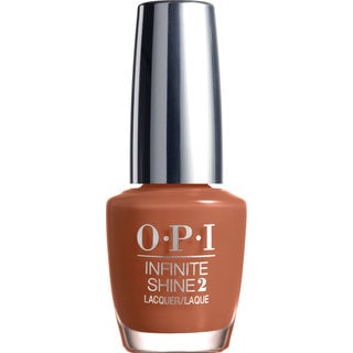 OPI Infinite Shine Gel Effect Polish in Brains and Bronze
