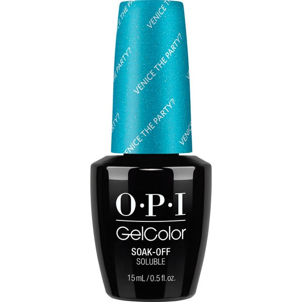 OPI GelColor Nail Polish Venice The Party Limited Edition