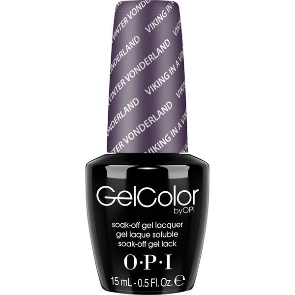 OPI GelColor Viking in a Vinter Vonderland