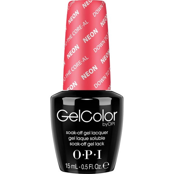 OPI GelColor Down To The Core