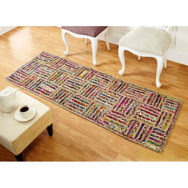 Jute Indoor Accent Runner