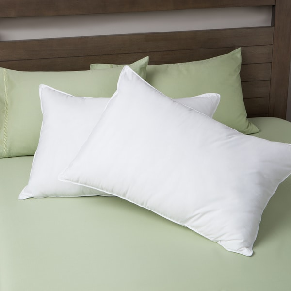 Dacron Comforel Density Pillow (Set of 2)
