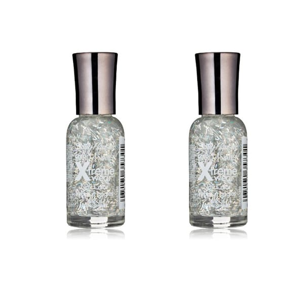 Sally Hansen Hard as Nails Xtreme Wear In The Spotlight, 0.4 oz (2 pack)