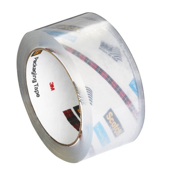 Scotch Scotch Packaging Tape - 1/RL