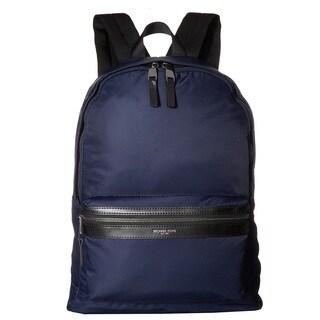 Michael Kors Kent Navy Nylon Backpack